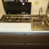 Adria 542 Küche