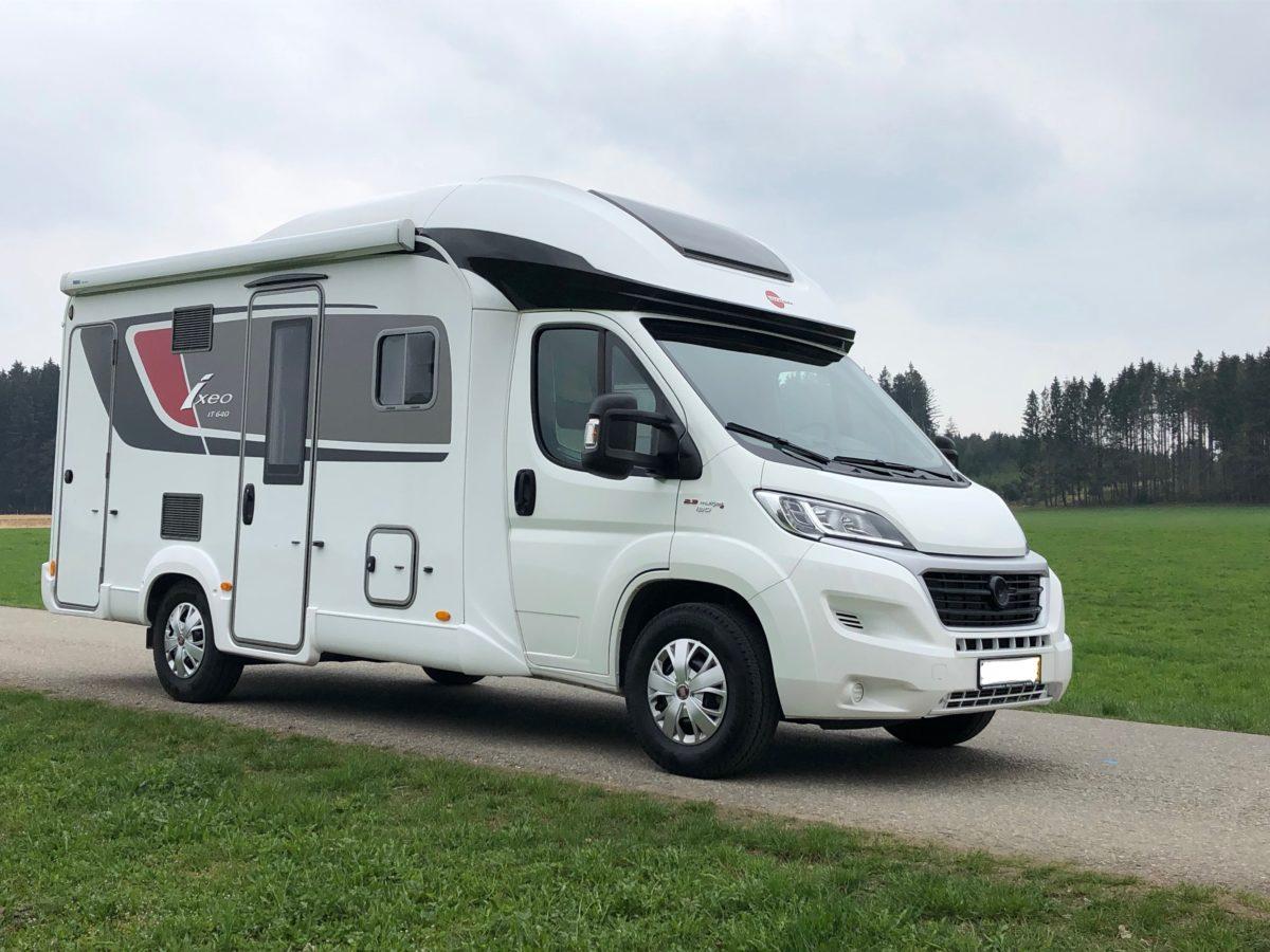 Bürstner Ixeo 8 IT - Wohnmobile F.X. Bernauer